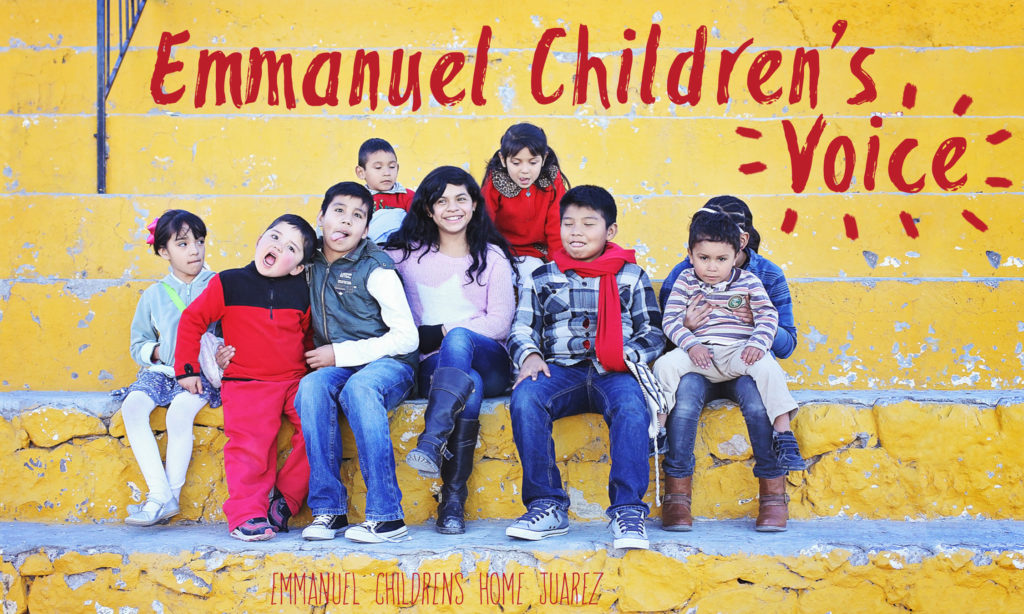 Emmanuel Children's Voice - Monthly e-Newsletter