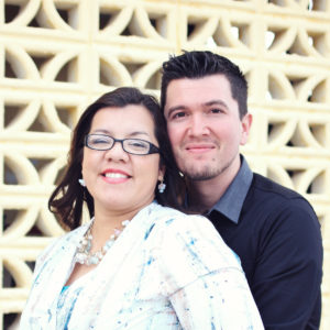 Adam & Becky